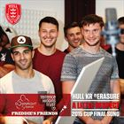 A Little Respect: 2015 Cup Final Song (+ Hull Kingston Rovers)