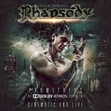 Luca Turillis Rhapsody - Prometheus Cinematic And Live (2016)
