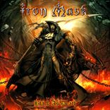 Iron Mask - Black As Death (2011)